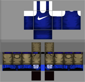 17 Images Of Roblox Nike Template 585 X 559 Canbum