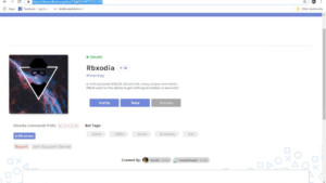 Discord How To Add Rbxodia Bot YouTube