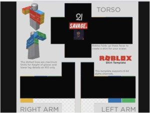 Download 51 Roblox T Shirt Template 2019 Free Collection