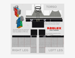 Download Gray Halter w Adidas Shorts Fishnet Roblox
