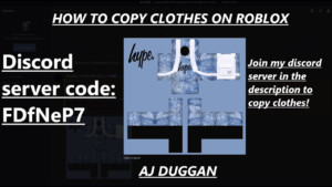 Fastest Way To Copy steal ROBLOX CLOTHING IN SECONDS 2020