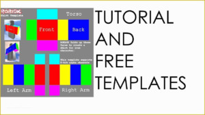 Free Roblox Templates Of How To Make A Shirt Roblox 2016
