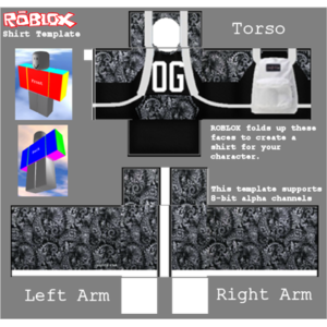 How To Design Clothing In ROBLOX 6 Steps with Pictures
