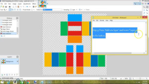 How To Make A Custom Shirt Or Pants Template For ROBLOX
