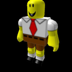 How To Make Your Guy On Roblox Look Like Spongebob BC
