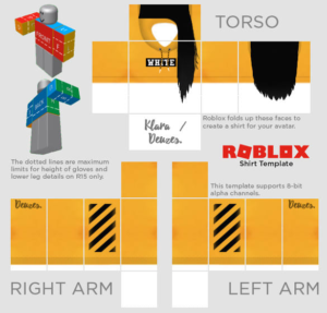 Make A Many Clothing Roblox Templates By W33kly