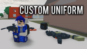 MY UNIFORM IN APOC Apocalypse Rising Remade Roblox