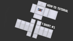 Roblox Clothing Photoshop How To Make Your First Shirt