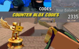 Counter Blox Codes October 2020