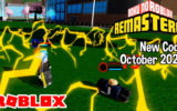[EVENT] Boku No Roblox Remastered Codes October 2020
