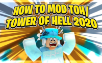 Tower Of Hell Codes October 2020