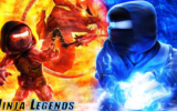 shadowstorm ninja legends codes