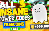 All *3* *free Secret Hero* Codes In Tower Heroes (Roblox)