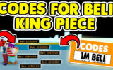 All *new* Roblox King Piece Codes For Beli July 2020 🤖 Codes In King Piece  Roblox