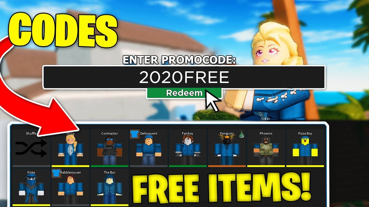 All *working* Codes In Roblox Arsenal 2021!