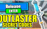Outlaster Codes - Roblox - December 2020 - Mejoress